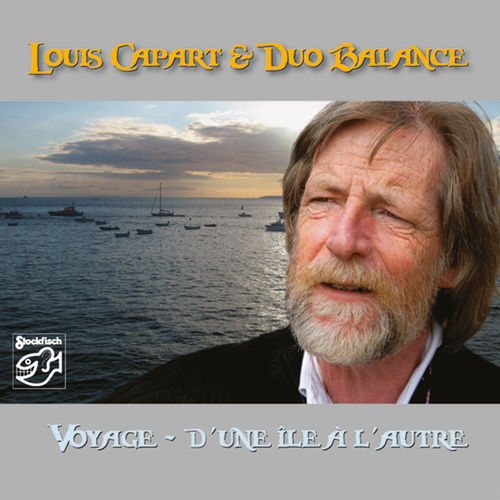 LOUIS CAPART & DUO BALANCE - voyage • SACD (2ch)