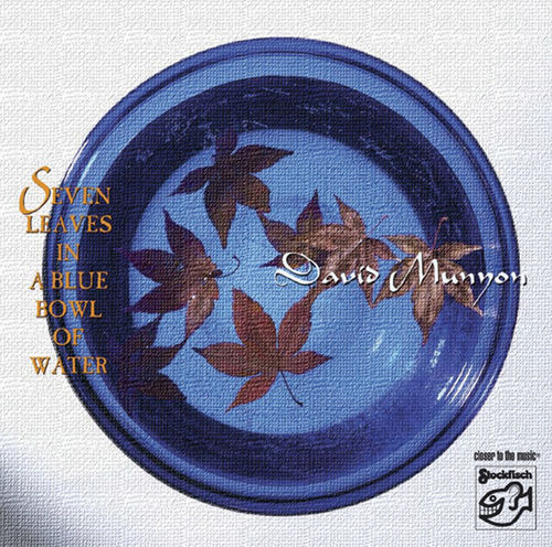 DAVID MUNYON - Seven Leaves... • CD