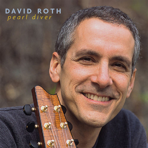 DAVID ROTH - Pearl Diver • CD