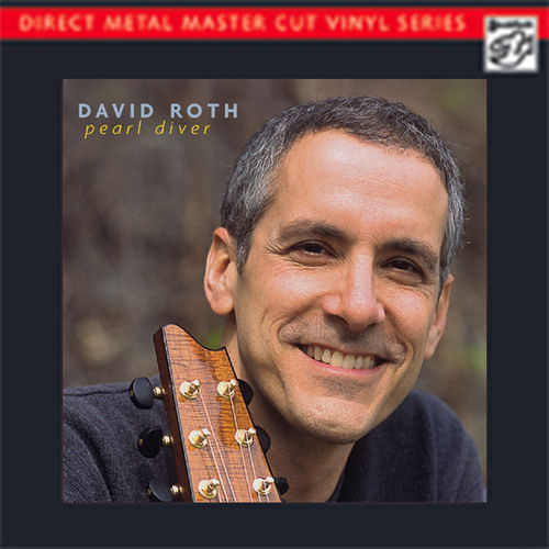 DAVID ROTH - Pearl Diver • LP