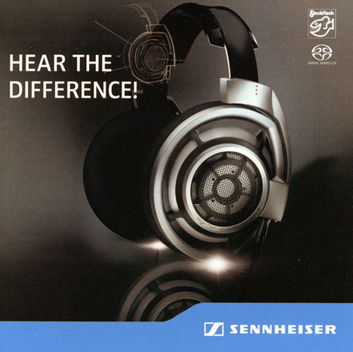 Sennheiser HD800 hear the difference • SACD (2ch)