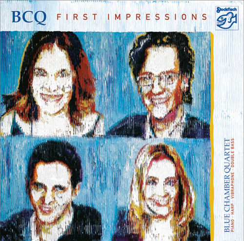 BLUE CHAMBER QUARTET - First Impressions • SACD (Mch+2ch)
