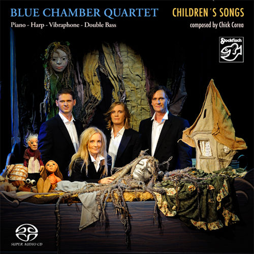 BLUE CHAMBER QUARTET - Children´s Songs • SACD (Mch+2ch)