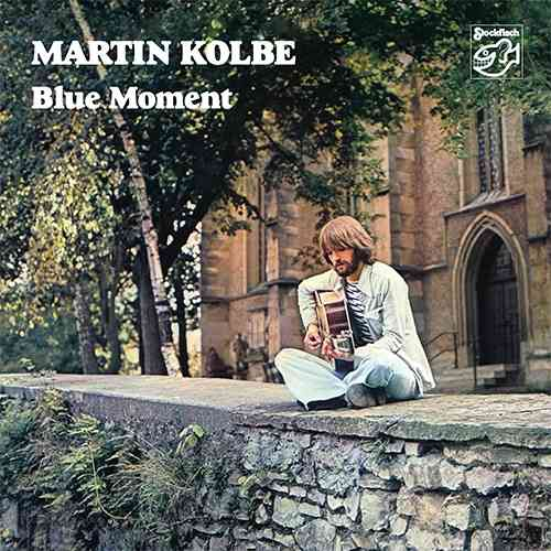 MARTIN KOLBE - Blue Moment • CD
