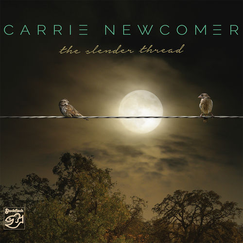 CARRIE NEWCOMER - The Slender Thread • SACD (2ch)
