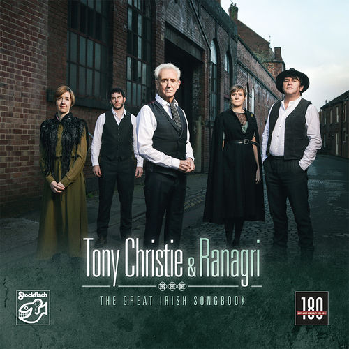 TONY CHRISTIE - The Great Irish Songbook • LP