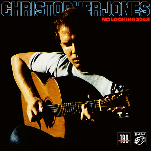CHRIS JONES - No Looking Back • LP