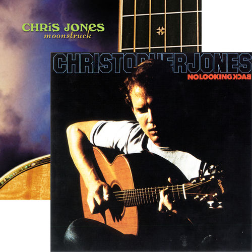 CHRIS JONES - moonstruck / No Look... • 2CD