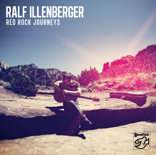 RALF ILLENBERGER - Red Rock Journeys • CD