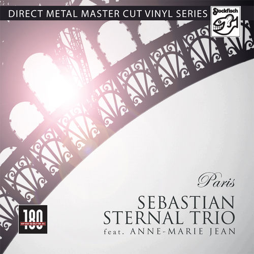 SEBASTIAN STERNAL TRIO - Paris • LP
