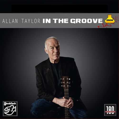 ALLAN TAYLOR - In The Groove • LP