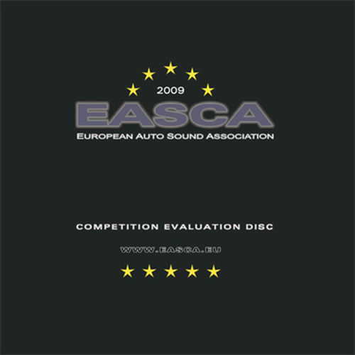 EASCA - Competition Evaluation Disc • CD
