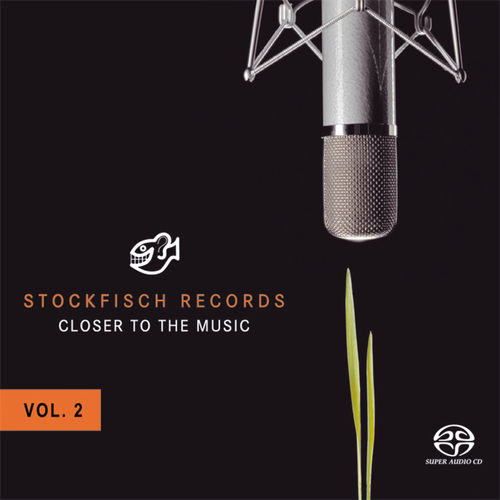 STOCKFISCH - closer to the music Vol.2 • SACD (2ch)