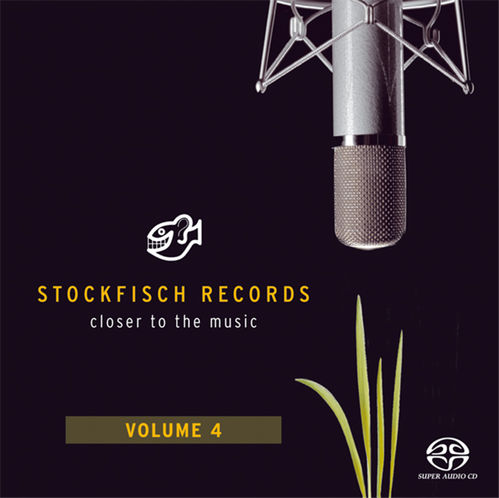 STOCKFISCH - closer to the music Vol.4 • SACD (2ch)