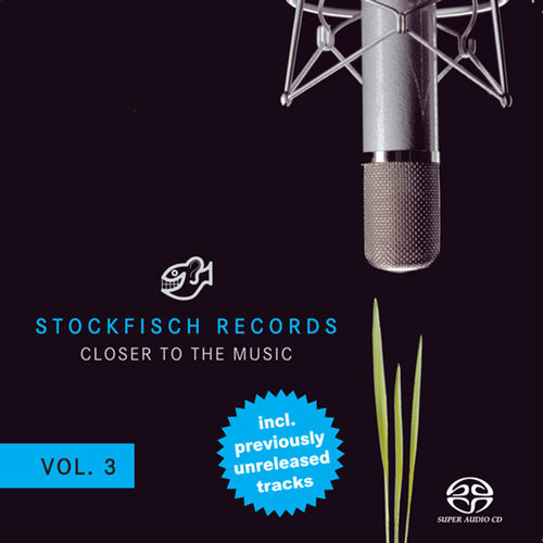STOCKFISCH - closer to the music Vol.3 • SACD (2ch)