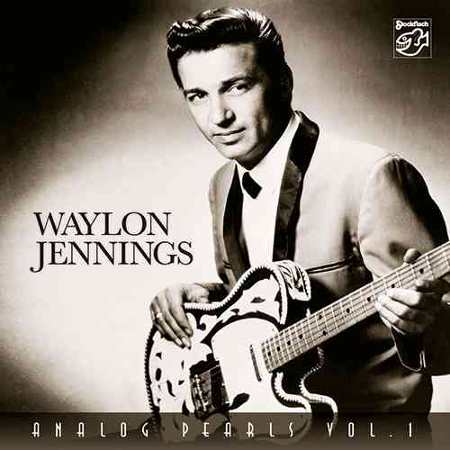 WAYLON JENNINGS - Analog Pearls Vol.1 • SACD (2ch)