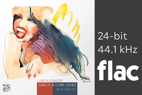 Sara K. & Chris Jones - Live In Concert - 16bit/44.1kHz .flac