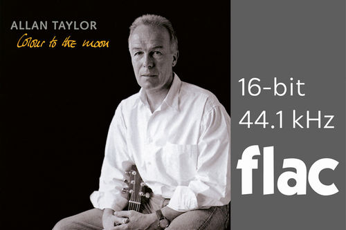 Allan Taylor - Colour To The Moon - 16bit/44.1kHz .flac