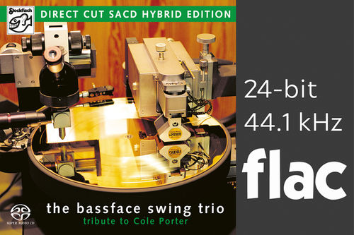 The Bassface Swing Trio - Tribute To Cole Porter - 24bit/44.1kHz .flac