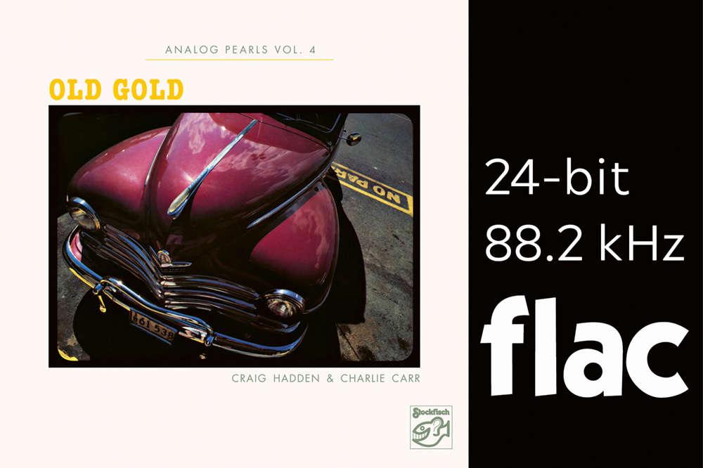 Analog Pearls Vol  4 - Craig Hadden & Charlie Carr - HiRes-Files  24bit/88 2kHz  flac