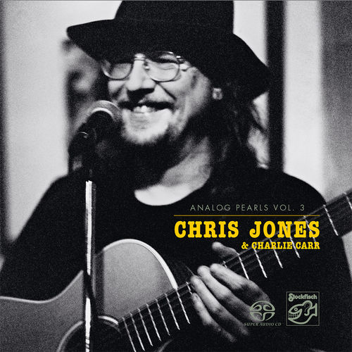 CHRIS JONES & CHARLIE CARR - Analog Pearls Vol.3 • SACD (2ch)
