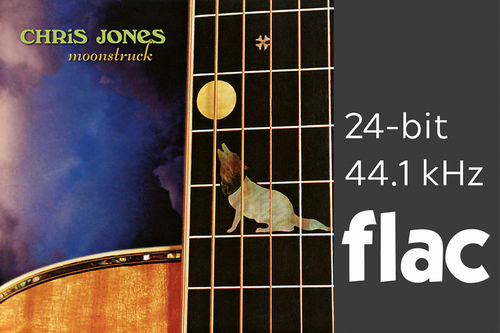Chris Jones - Moonstruck - 24bit/44.1kHz .flac