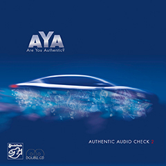 AYA - Authentic Audio Check 2 • 2CD