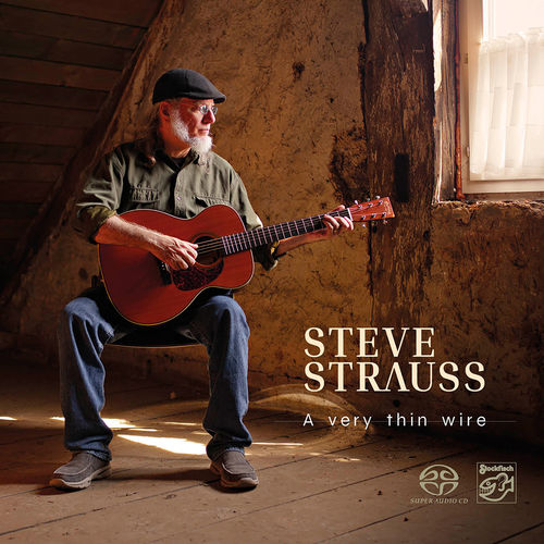 STEVE STRAUSS - A Very Thin Wire • SACD (2ch)