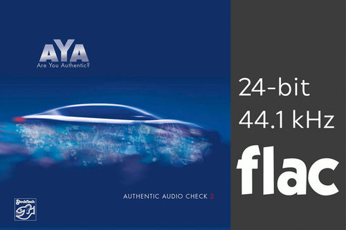 AYA - Authentic Audio Check 2 - 24bit/44.1kHz .flac