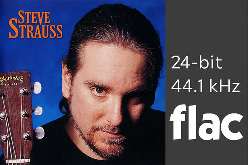 Steve Strauss - Powderhouse Road - 24bit/44.1kHz .flac